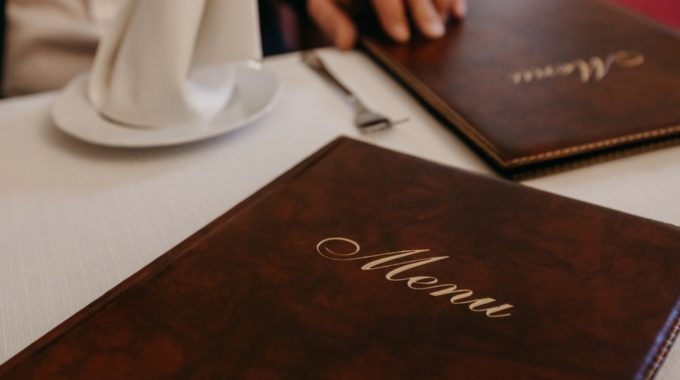 Shabbos Seuda: We Don't See It On The Menu