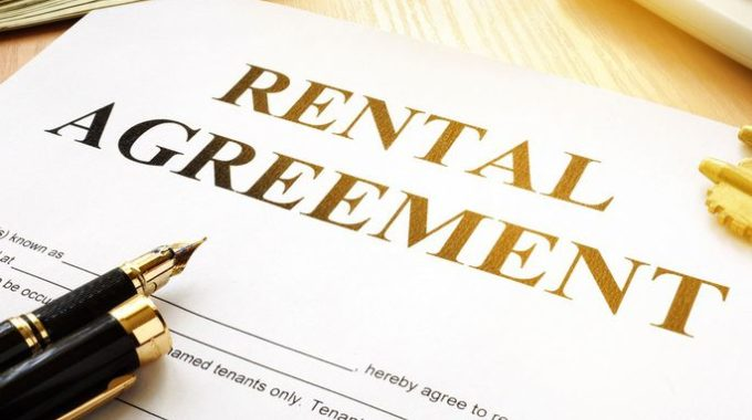 Rent Control: The Law And The Law? Dina Demalchusa Dina And Tenant's Rights